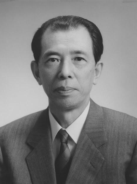 第10代電気通信研究所長・岩崎俊一先生の画像