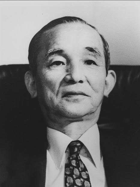 第13代電気通信研究所長・小野昭一先生の画像