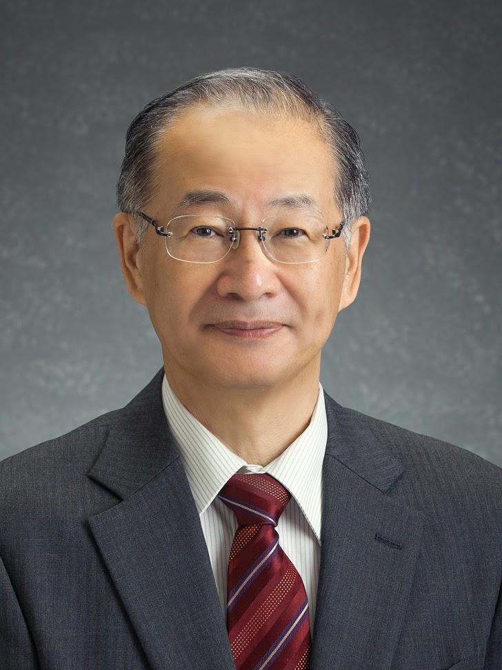 第19代電気通信研究所長・中沢正隆先生の画像