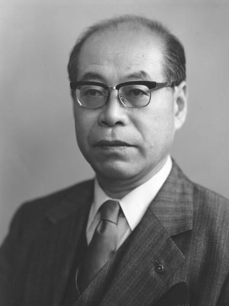 第7代電気通信研究所長・二村忠元先生の画像