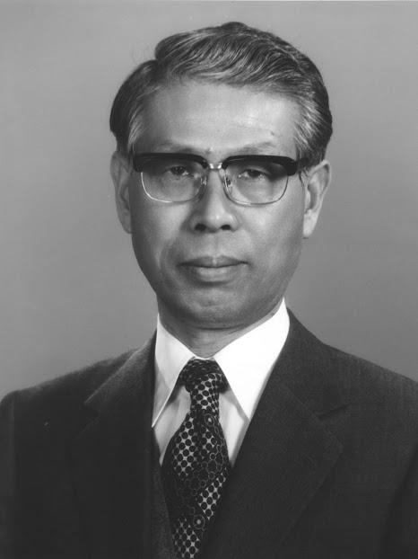 第8代電気通信研究所長・高橋正先生の画像