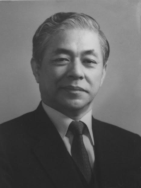 第9代電気通信研究所長・西澤潤一先生の画像