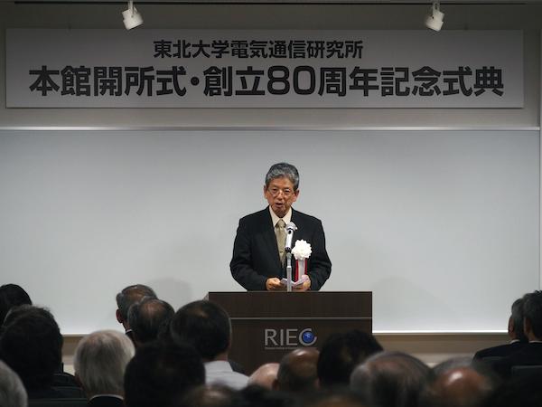 President Susumu Satomi